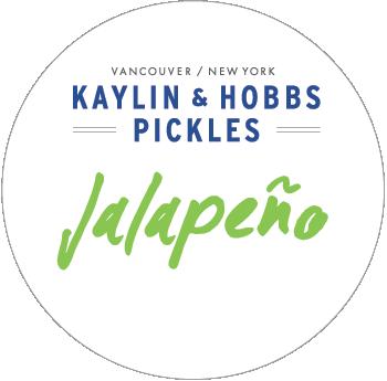 Kaylin & Hobbs Jalapeno Pickles
