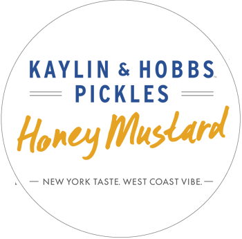 Kaylin & Hobbs Honey Mustard Pickles