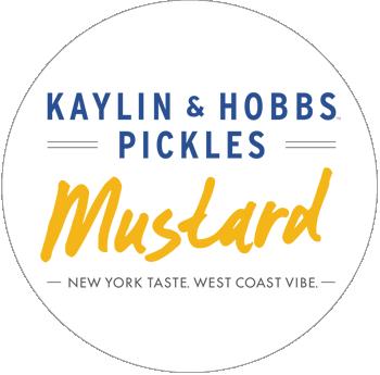 Kaylin & Hobbs Mustard Pickles